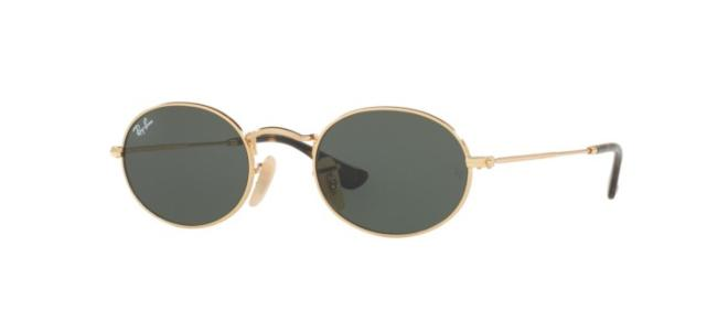 Ray-Ban solbriller OVAL METAL RB 3547N