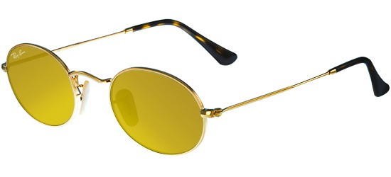 22713a171 Ray-Ban Oval Metal Rb 3547n | Óculos de sol Ray-Ban