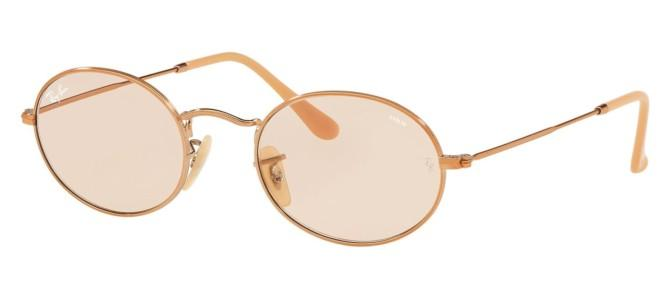 Ray-Ban solbriller OVAL METAL RB 3547N EVOLVE LENSES