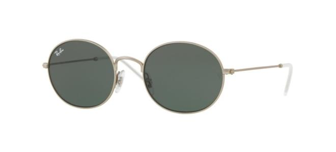 Ray-Ban solbriller OVAL METAL RB 3594
