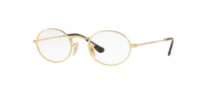 Ray-Ban briller OVAL METAL RX 3547V