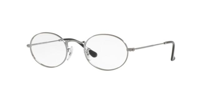 Ray-Ban eyeglasses OVAL METAL RX 3547V