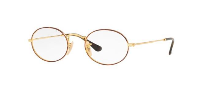Ray-Ban eyeglasses OVAL METAL RX 3547V