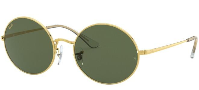 Ray-Ban solbriller OVAL RB 1970 LEGEND GOLD