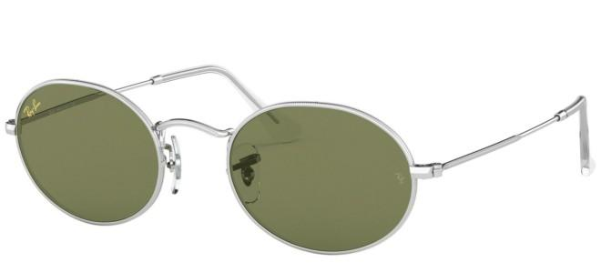 Ray-Ban sunglasses OVAL RB 3547 LEGEND GOLD