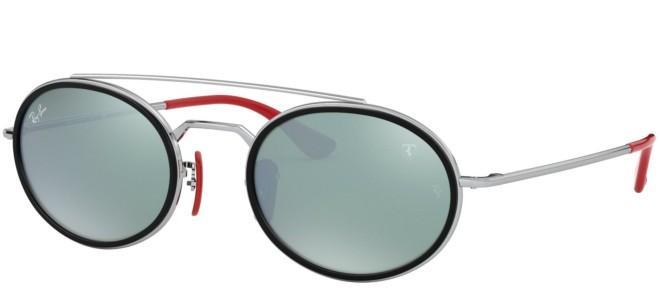 Ray-Ban sunglasses OVAL RB 3847M SCUDERIA FERRARI