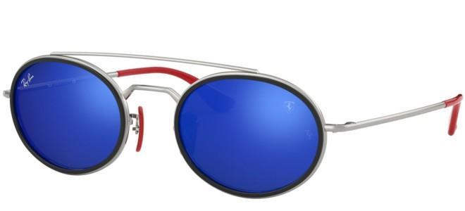 Ray-Ban solbriller OVAL RB 3847M SCUDERIA FERRARI