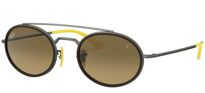 Ray-Ban sunglasses OVAL RB 3847M SCUDERIA FERRARI