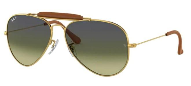 Ray-Ban sunglasses RB 3422Q (LEATHER INSERTS)