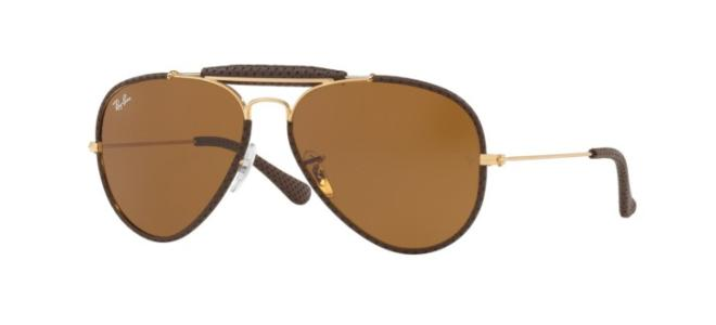 Ray-Ban zonnebrillen RB 3422Q (LEATHER INSERTS)