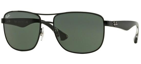 f70973ffac Ray-Ban RB 3533. black grey green (002 71)   153.00