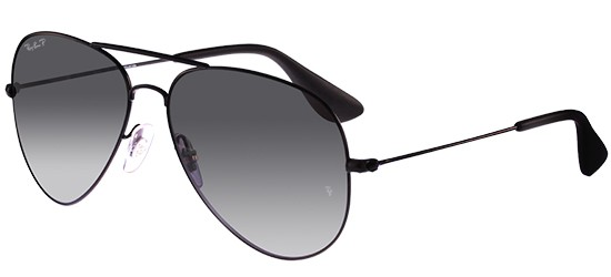 84e36768f6 Ray-Ban RB 3558. black grey shaded (002 T3 A)   188.00 FAST SHIPPING