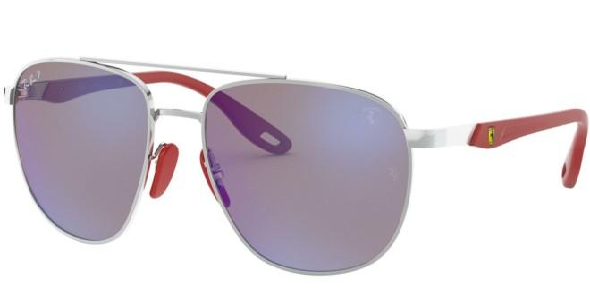 Ray-Ban solbriller RB 3659M SCUDERIA FERRARI