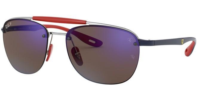 Ray-Ban solbriller RB 3662M SCUDERIA FERRARI