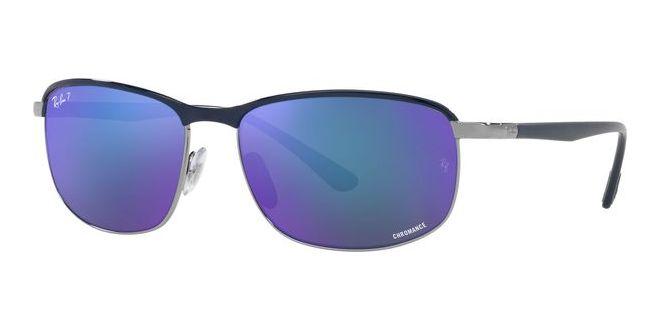 Ray-Ban solbriller RB 3671CH CHROMANCE