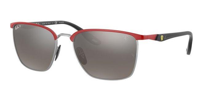 Ray-Ban solbriller RB 3673M SCUDERIA FERRARI