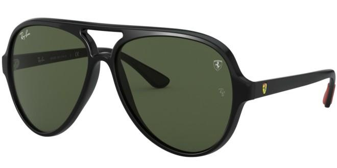 Ray-Ban zonnebrillen RB 4125M SCUDERIA FERRARI