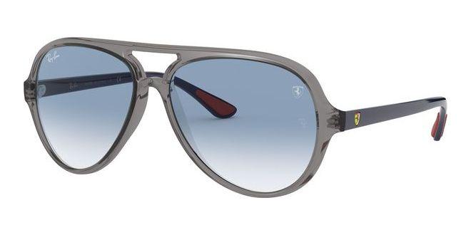 Ray-Ban solbriller RB 4125M SCUDERIA FERRARI