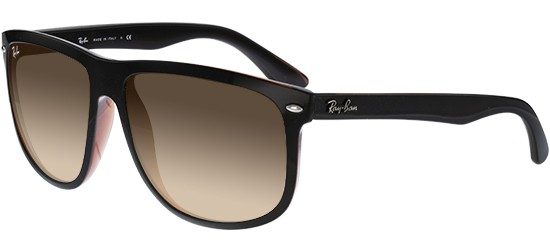 Ray-Ban RB 4147 BLACK BROWN/CRYSTAL BROWN SHADED