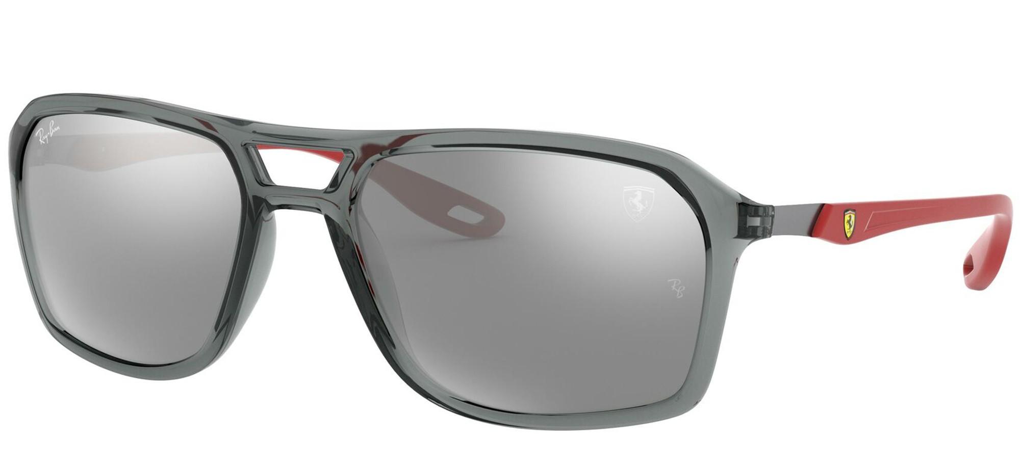 Ray-Ban solbriller RB 4329M SCUDERIA FERRARI