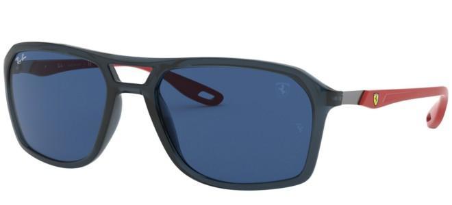 Ray-Ban sunglasses RB 4329M SCUDERIA FERRARI