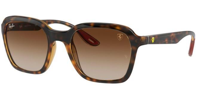Ray-Ban solbriller RB 4343M SCUDERIA FERRARI