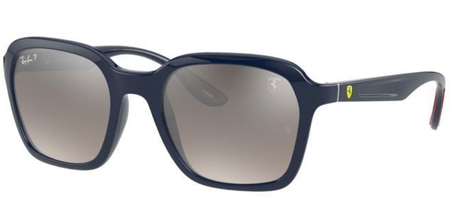 Ray-Ban sunglasses RB 4343M SCUDERIA FERRARI
