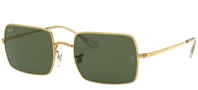 Ray-Ban solbriller RECTANGLE RB 1969 LEGEND GOLD