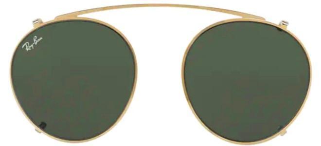 Ray-Ban eyeglasses ROUND FLECK RX 2447V