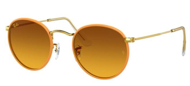Ray-Ban solbriller ROUND FULL COLOR RB 3447JM
