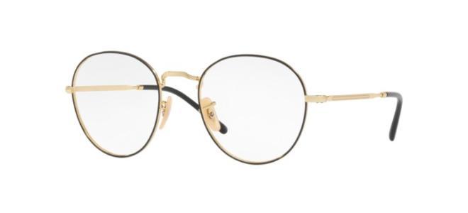 Ray-Ban eyeglasses ROUND METAL II RX 3582V