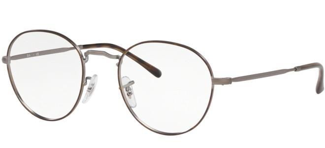 Ray-Ban briller ROUND METAL II RX 3582V