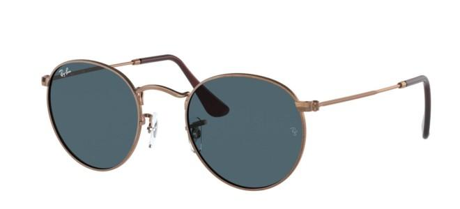 Ray-Ban solbriller ROUND METAL RB 3447