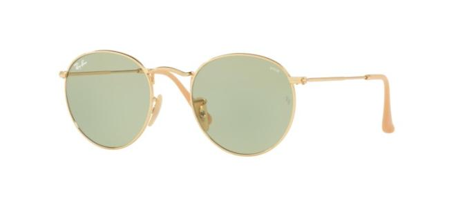 Ray-Ban sunglasses ROUND METAL RB 3447 EVOLVE LENSES