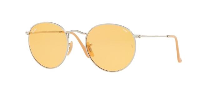 Ray-Ban solbriller ROUND METAL RB 3447 EVOLVE LENSES