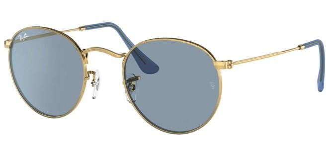 Ray-Ban sunglasses ROUND METAL RB 3447 TRUE BLUE COLLECTION