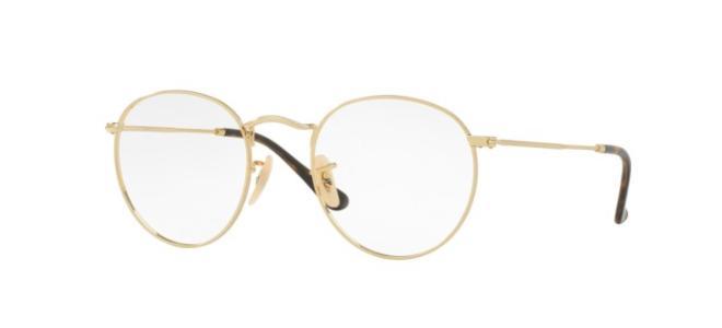Ray-Ban eyeglasses ROUND METAL RX 3447V