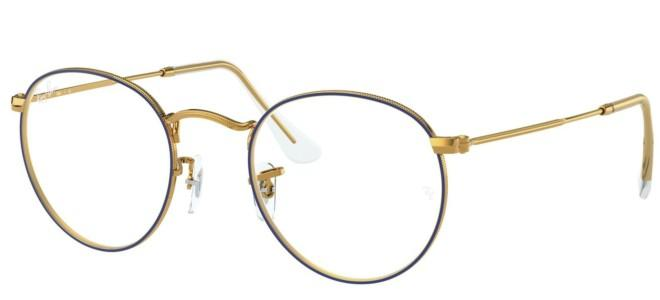 Ray-Ban briller ROUND METAL RX 3447V