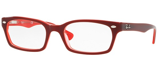 7702159252d67 Ray-Ban RX 5150 red (5777)   137,00