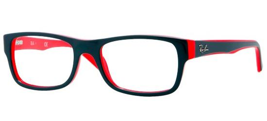 Ray-Ban RX 5268 GREY RED