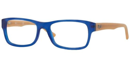 Ray-Ban RX 5268 BLUE BEIGE