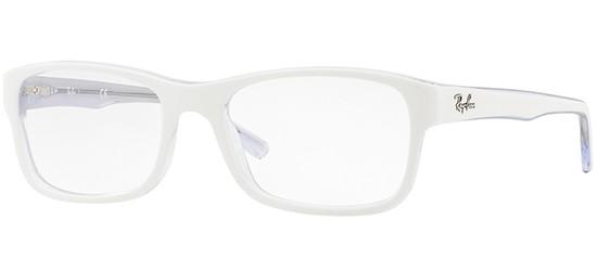 Ray-Ban RX 5268 WHITE
