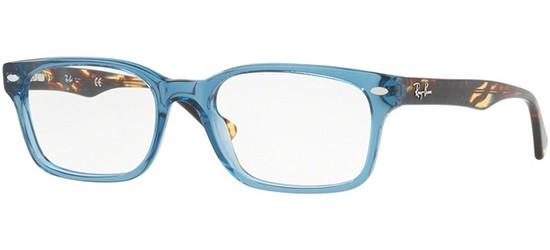 Ray-Ban RX 5286 TRANSPARENT BLUE HAVANA