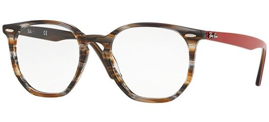 Occhiali da Vista Ray-Ban RX 7151 BLONDE HAVANA unisex JZrVT