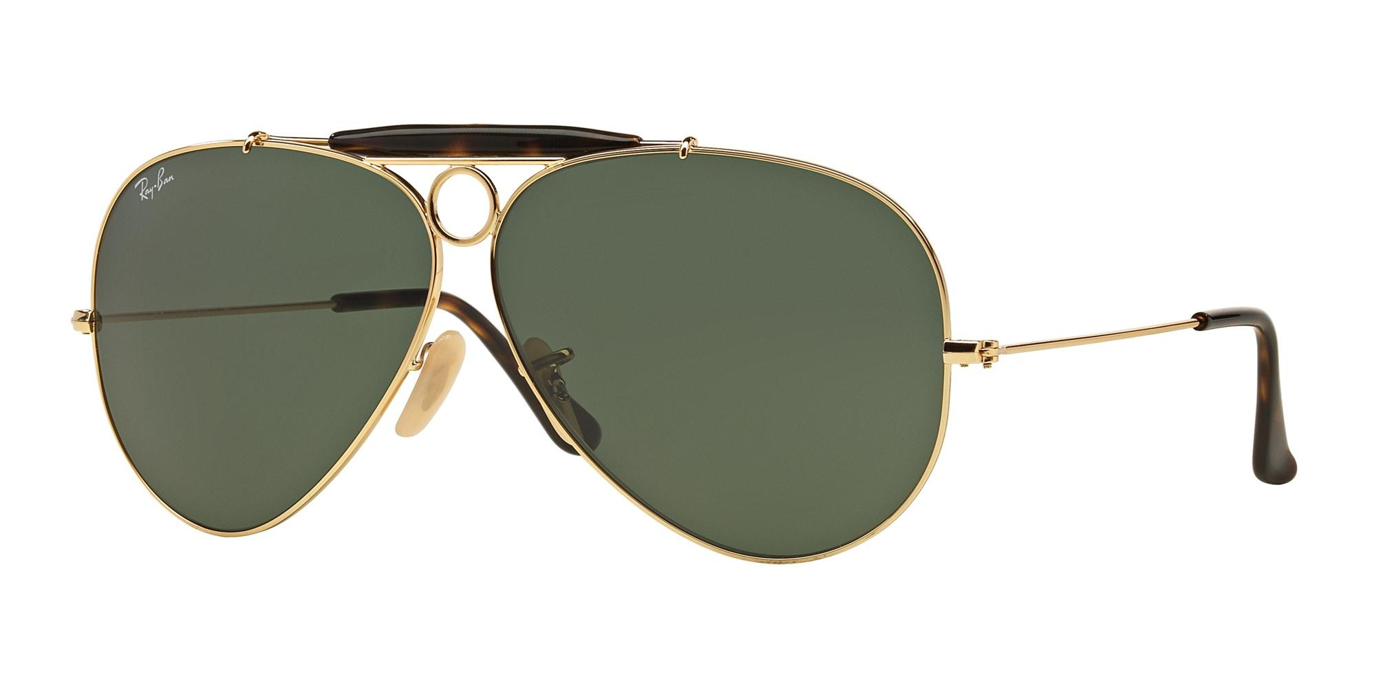 Ray-Ban solbriller SHOOTER RB 3138