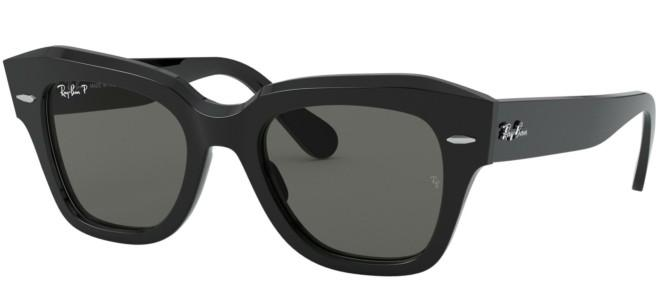 Ray-Ban solbriller STATE STREET RB 2186