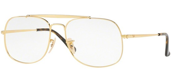 Ray-Ban THE GENERAL RX 6389 GOLD