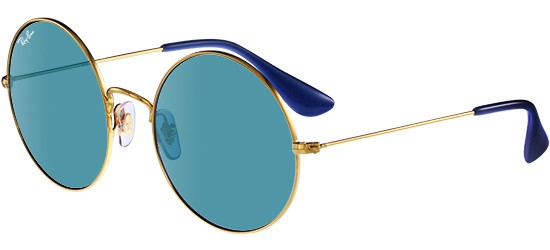 Ray-Ban THE JA-JO RB 3592 GOLD/LIGHT BLUE