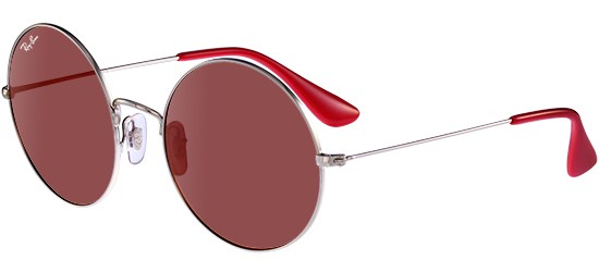 Ray-Ban THE JA-JO RB 3592 SILVER/BURGUNDY