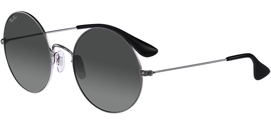 Ray-Ban THE JA-JO RB 3592 RUTHENIUM/SMOKE SHADED
